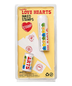 Love Hearts Stamper