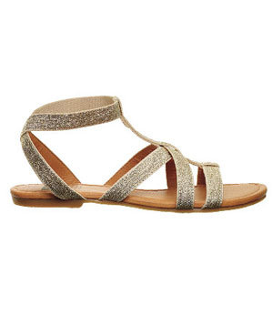 BC Footwear elastic sandals