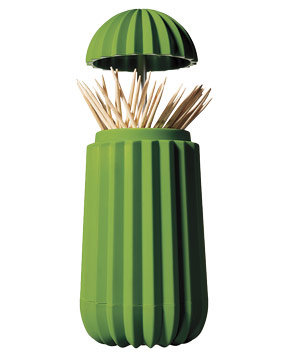 Essey cactus toothpick dispenser by John Brauer