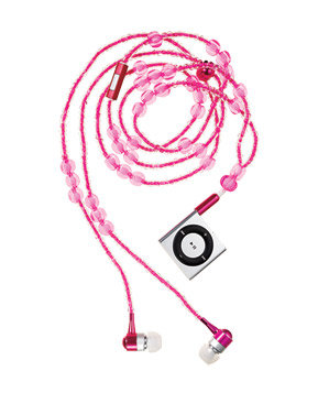 LadyBuds The Betty Earbud Necklace
