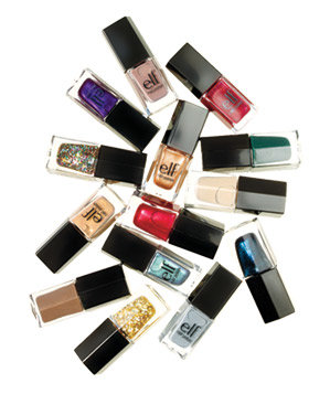 e.l.f. Holiday Collection 14-piece Nail Cube