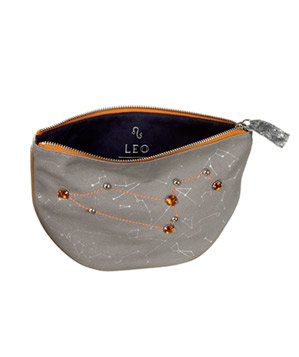 Tracing Stars Pouch