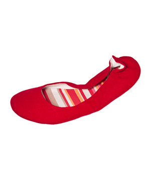 Cityslips Canvas Foldable Ballet Flats