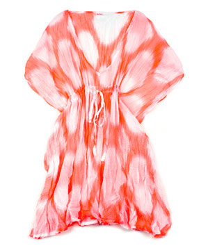 Echo Design Bright Ikat Butterfly Cover-Up