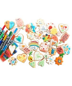 Eleni's Color Your Own Hearts and Flowers