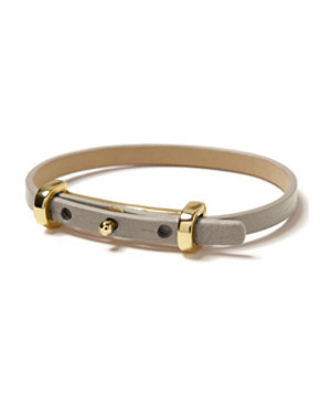 Banana Republic Leather Buckle Bracelet