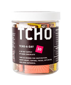 A Tcho A Day Chocolate Supply