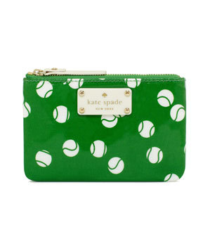 Kate Spade Tennis Ball Coin Purse