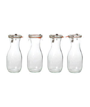 Wek Juice Jar Set