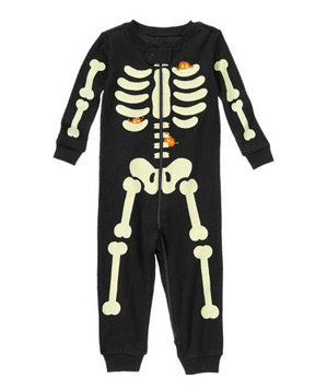 Lil' Creatures Skeleton One-Piece