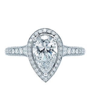 Kwiat Diamond Engagement Ring
