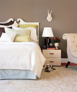 Decorating Bedroom 23 decorating tricks for your bedroom - real simple