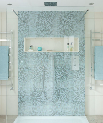 Time for reflection 15 great bathroom design ideas for Real simple bathroom ideas