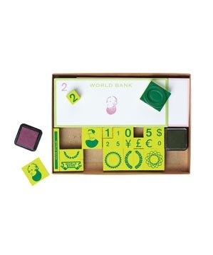 Make Money Stamp Set