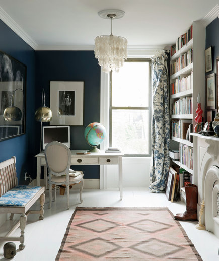 Colorful Decorating Ideas for a Small Room. Colorful Decorating Ideas for a Small Room   Real Simple