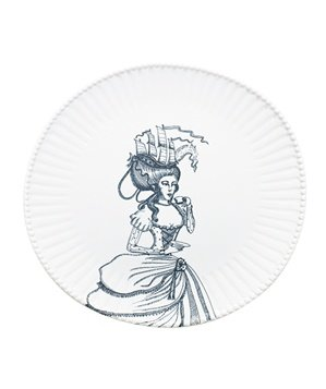 Anthropologie China Plates
