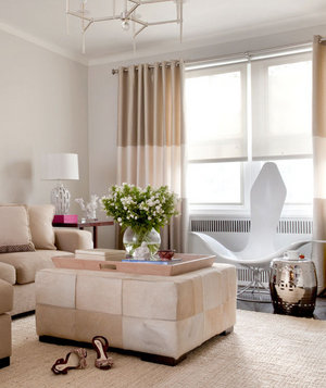 Modern Style Living Room 33 modern living room design ideas - real simple