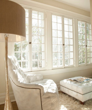 living room style ideas. Windows and a reading chair 33 Modern Living Room Design Ideas  Real Simple