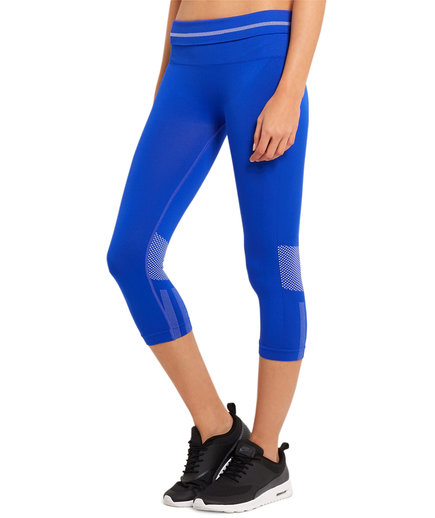 Ivy Park Capri Stretch-Jersey Leggings