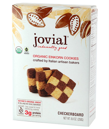 Jovial Inherently Good Organic Einkorn Cookies