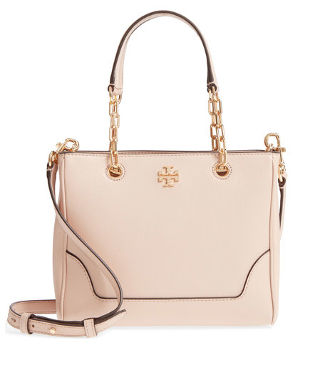 Tory Burch Small Marsden Leather Tote
