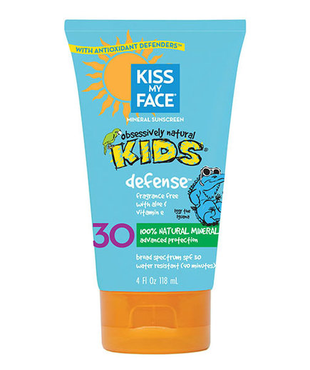 Kiss My Face Kids Defense Advanced Mineral Protection SPF 30