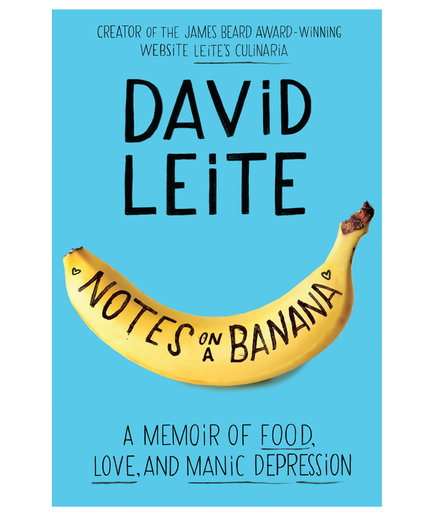 Notes on a Banana, by David Leite