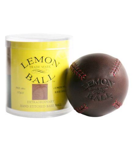 Lemon Ball Baseball