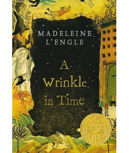 A Wrinkle in Time, by Madeleine L'Engle (HIGH SCHOOL BOOKS)