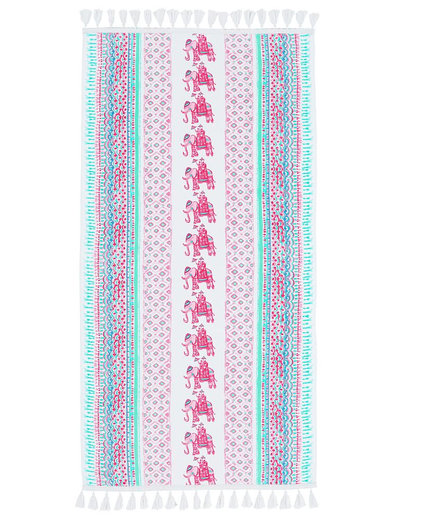 Lilly Pulitzer Boheminan Stripe Towel
