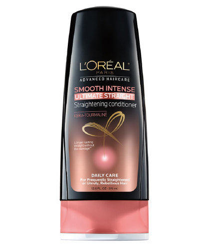 L'Oréal Paris Advanced Haircare Smooth Intense Ultimate Straight Shampoo and Conditioner