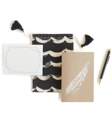 Minted Stationery Essentials Kit