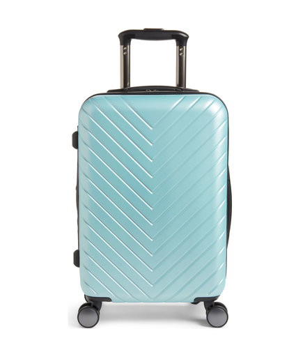 Chevron 20-Inch Spinner Carry-On