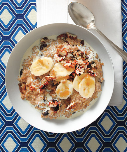Quinoa and Oat Porridge