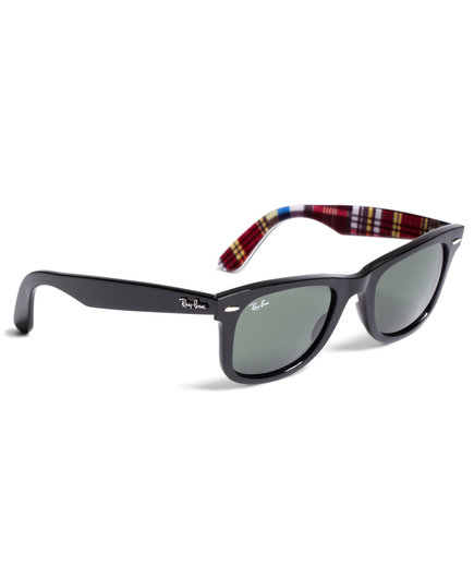 Ray Ban Wayfarer Sunglasses with Madras