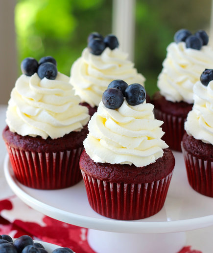 4th Of July Cupcakes That'll Be A Hit At Your BBQ