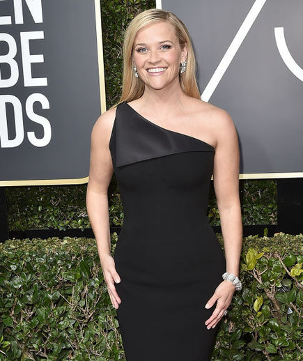 Reese Witherspoon Golden Globes Makeup