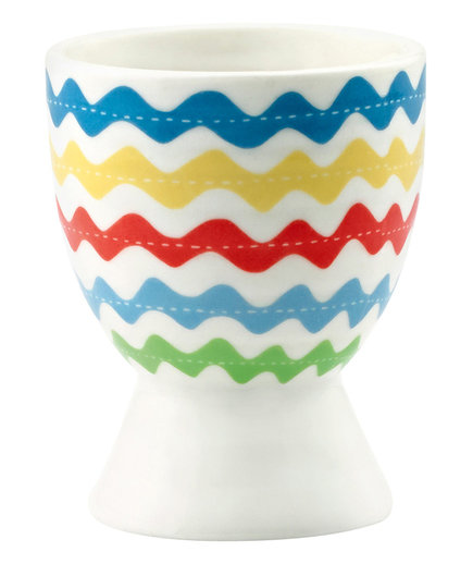 Rick Rack Egg Cup
