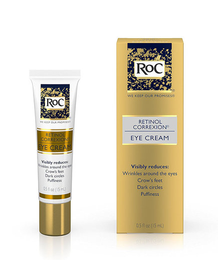 For Crepey Skin: Retinol Correxion Anti-Aging Eye Cream