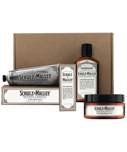 Schulz & Malley Gentlemen's Daily Routine Grooming Kit