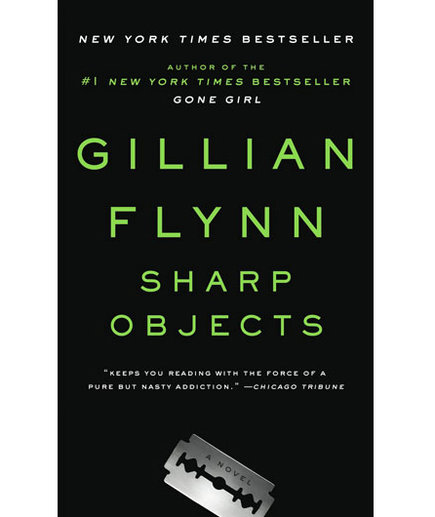Discussion Books Sharp Objects, by Gillian Flynn (Bingeable Book)