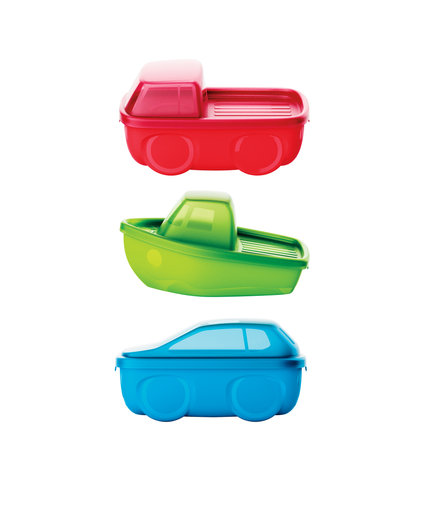 Smilo On-the-Go Snack Containers