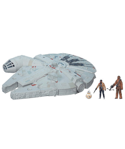 Hasbro Star Wars the Force Awakens Battle Action Millennium Falcon
