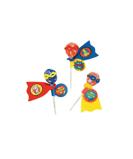 Superhero Sucker Craft Kit
