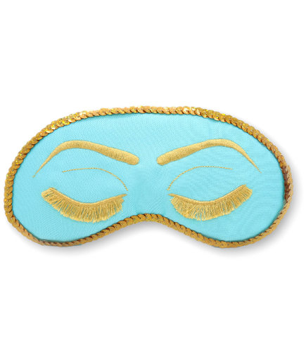 Silk Holly Golightly Sleep Mask
