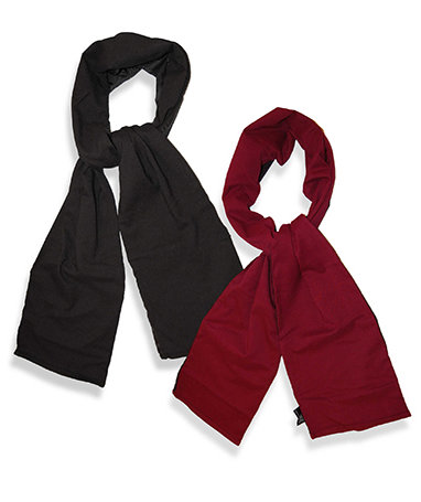 Waterproof Reversible Hooded Scarf