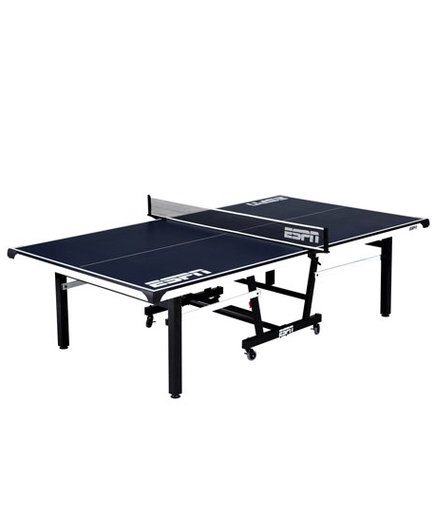 Walmart Early Black Friday Deals - ESPN Official Size Table Tennis Table with Table Cover