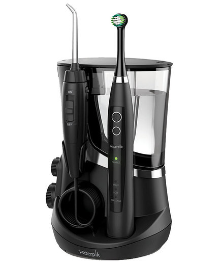 Waterpik Water Flosser + Sonic Toothbrush Complete Care 5.0