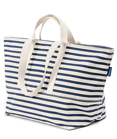 Weekend Bag in Sailor Stripe