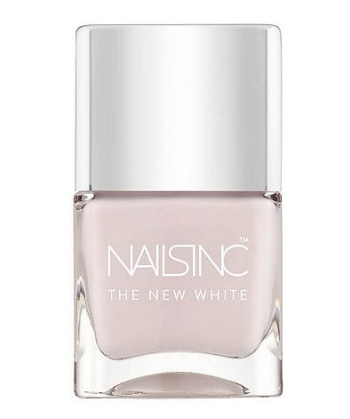 "Nails Inc. Nail Polish in ""White Horse Street"""